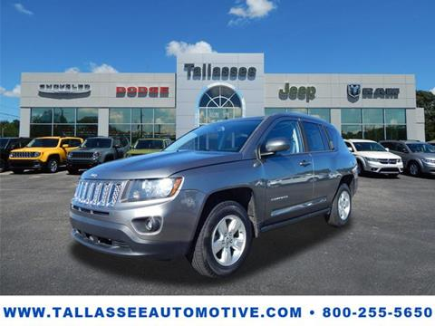 2014 Jeep Compass for sale in Tallassee, AL