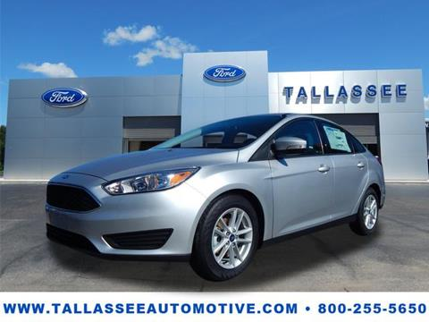 2017 Ford Focus for sale in Tallassee, AL