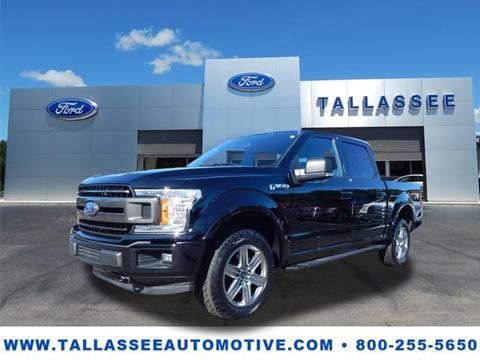 2018 Ford F-150 for sale in Tallassee, AL