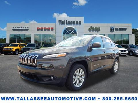 2018 Jeep Cherokee for sale in Tallassee, AL