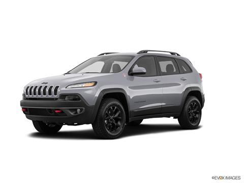 2018 Jeep Cherokee for sale in Tallassee, AL