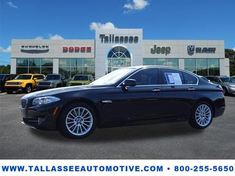 2013 BMW 5 Series for sale in Tallassee, AL