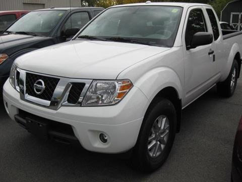 2017 Nissan Frontier for sale in Plattsburgh NY