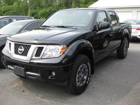2016 Nissan Frontier for sale in Plattsburgh NY