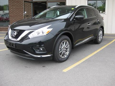 2017 Nissan Murano for sale in Plattsburgh, NY