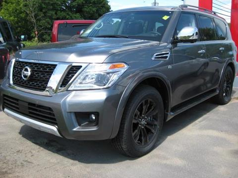 2017 Nissan Armada for sale in Plattsburgh, NY