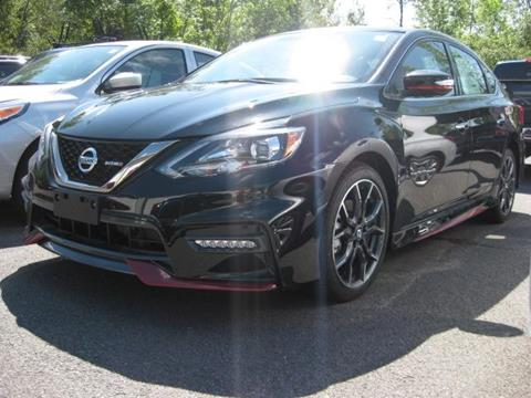 2017 Nissan Sentra for sale in Plattsburgh, NY
