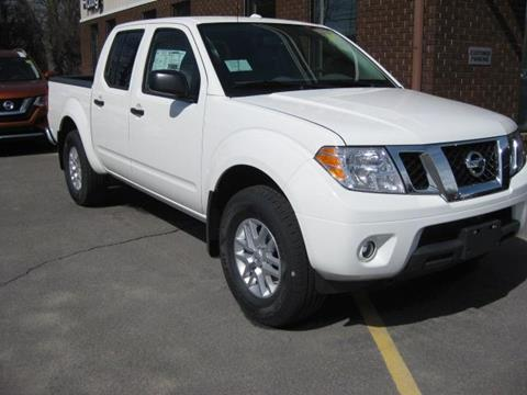 2017 Nissan Frontier for sale in Plattsburgh, NY