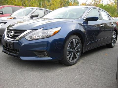 2017 Nissan Altima for sale in Plattsburgh, NY
