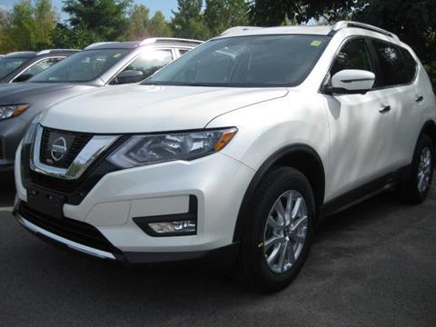 2017 Nissan Rogue for sale in Plattsburgh, NY