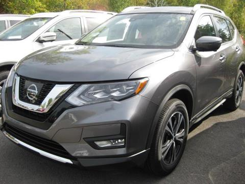 2017 Nissan Murano for sale in Plattsburgh NY