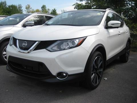 2017 Nissan Rogue Sport for sale in Plattsburgh, NY