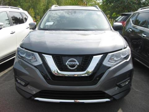 2017 Nissan Rogue for sale in Plattsburgh NY