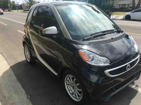 2013 Smart fortwo for sale in Los Angeles, CA