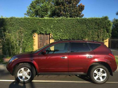 2005 Nissan Murano for sale in Los Angeles, CA