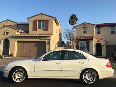 2008 Mercedes-Benz E-Class for sale in Los Angeles, CA
