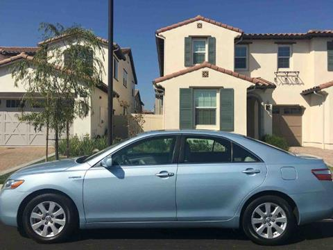 2009 Toyota Camry Hybrid for sale in Los Angeles, CA