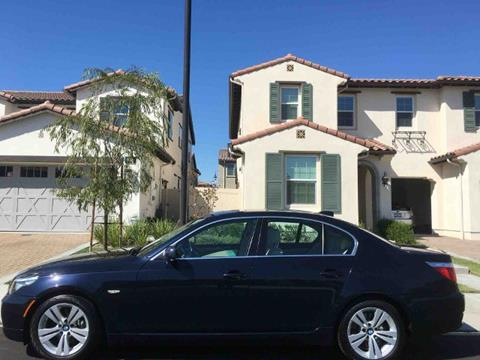 2009 BMW 5 Series for sale in Los Angeles, CA