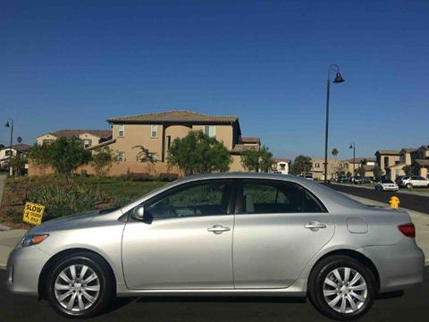 2013 Toyota Corolla for sale in Los Angeles, CA