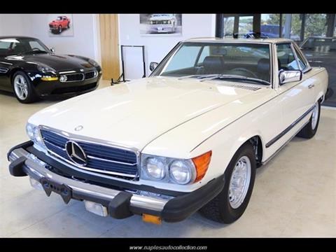 1981 Mercedes-Benz 380-Class for sale in Fort Myers, FL