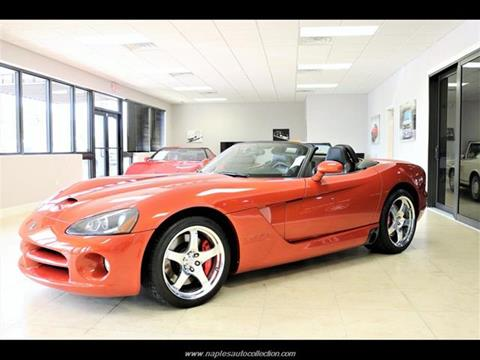 2005 Dodge Viper for sale in Fort Myers, FL