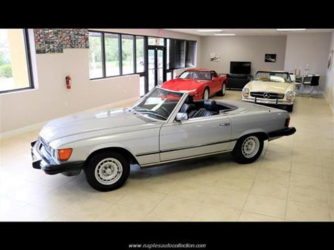 1984 Mercedes-Benz 380-Class for sale in Fort Myers, FL