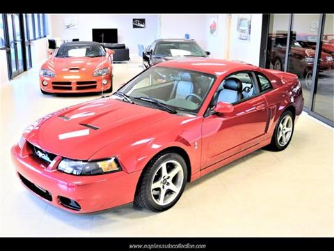 2003 Ford Mustang SVT Cobra for sale in Fort Myers, FL