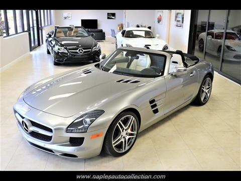 2012 Mercedes-Benz SLS AMG for sale in Fort Myers, FL