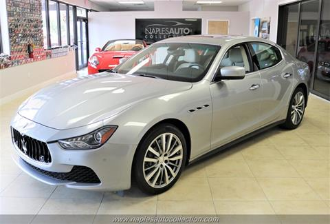 2015 Maserati Ghibli for sale in Fort Myers, FL
