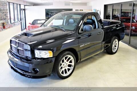Dodge Ram Srt10 For Sale >> 2004 Dodge Ram Pickup 1500 Srt 10 For Sale In Fort Myers Fl