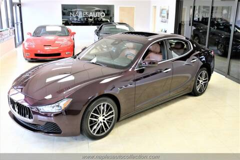 2017 Maserati Ghibli S for sale at Naples Auto Collection in Fort Myers FL