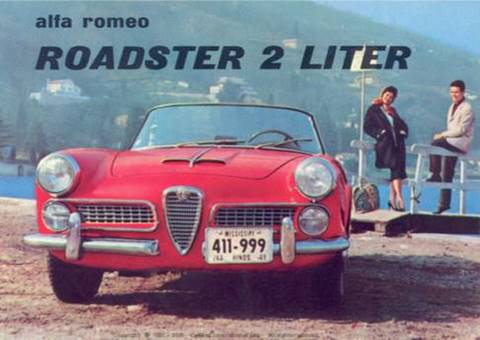 1958 Alfa Romeo Spider for sale in Naples, FL