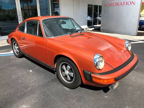 1974 Porsche 911 for sale in Naples, FL