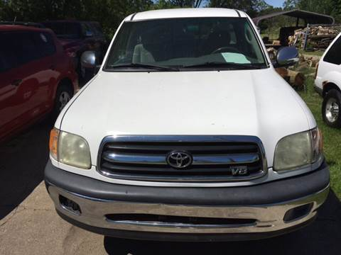 2001 Toyota Tundra for sale in Grand Junction, MI