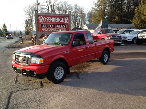Ford Of Uniontown >> Used Ford Ranger For Sale In Uniontown Pa Carsforsale Com