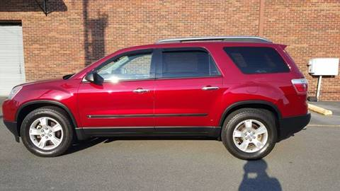 2009 GMC Acadia for sale in Charlotte NC