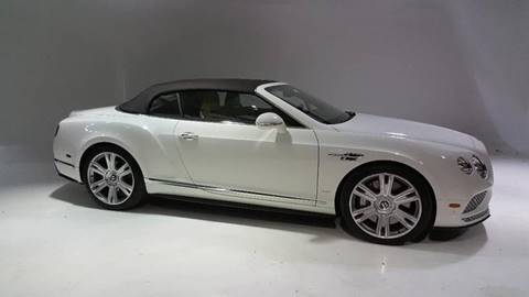 2016 Bentley Continental GTC For Sale in Montclair, CA - Carsforsale.com
