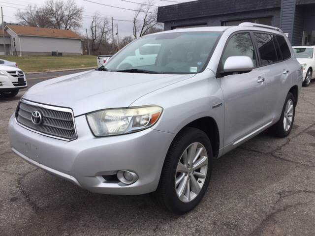 2008 Toyota Highlander Hybrid For Sale At World Auto Financial In Columbia  MO