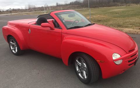 2005 Chevrolet SSR for sale in Columbia, MO