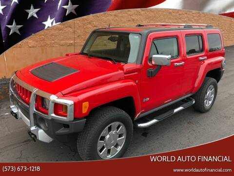 2008 HUMMER H3 for sale in Columbia, MO