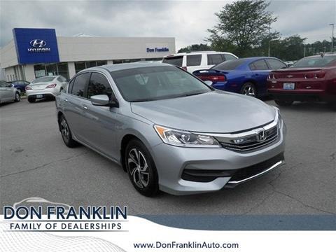 2017 Honda Accord for sale in Lexington, KY
