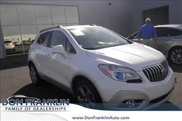 2013 Buick Encore for sale in Lexington, KY
