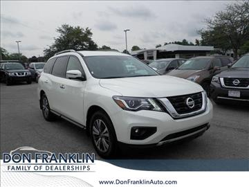 2017 Nissan Pathfinder for sale in Lexington, KY