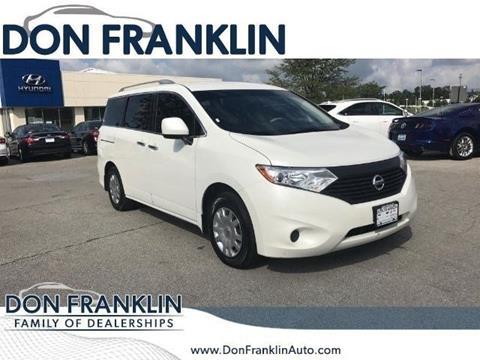 2015 Nissan Quest for sale in Lexington, KY