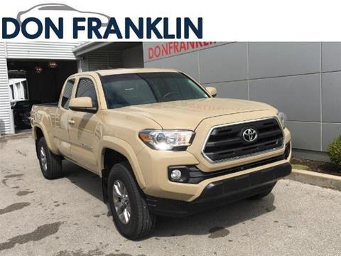 2016 Toyota Tacoma for sale in Lexington, KY