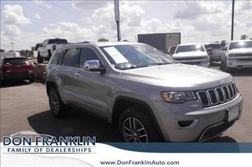 2017 Jeep Grand Cherokee for sale in Lexington, KY