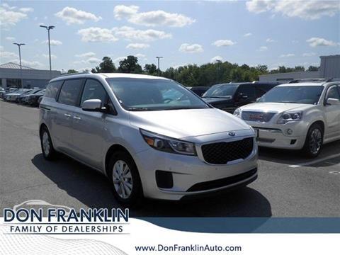 2017 Kia Sedona for sale in Lexington, KY