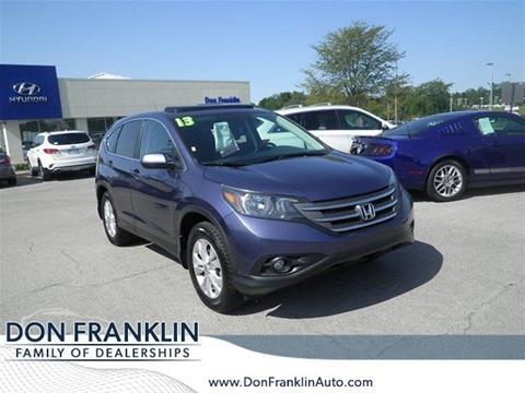 2013 Honda CR-V for sale in Lexington, KY