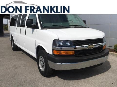 2016 Chevrolet Express Passenger for sale in Lexington, KY