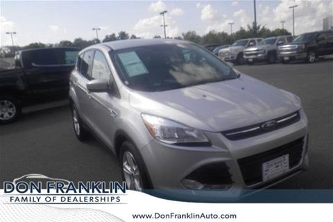 2016 Ford Escape for sale in Lexington, KY